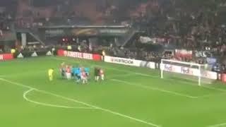 Video Gol Pertandingan AZ Alkmaar vs Zenit Petersburg