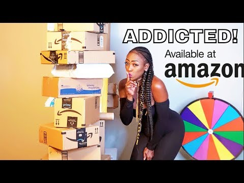 My AMAZON ADDICTION! I Bought 58 PACKAGES this week 😱 [My Amazon Prime Shopping Haul]