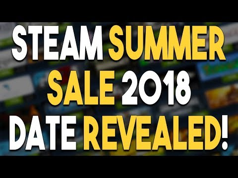 STEAM SUMMER SALE 2018 Date REVEALED! AWESOME Humble Bundle!