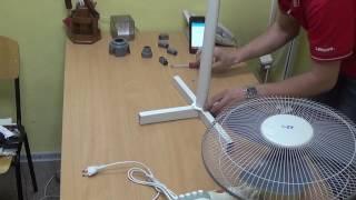 супер збірка вентилятора всього за 2 хвилини