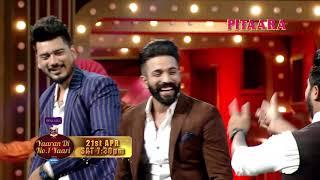 Yaaran Di No.1 Yaari   Ammy Virk   Dilpreet Dhillon   Goldy Desi Crew   Satta   Promo   Pitaara TV