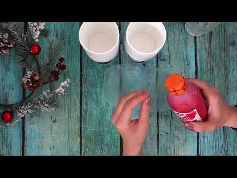 Как сделать адвент календарь из стаканчиков