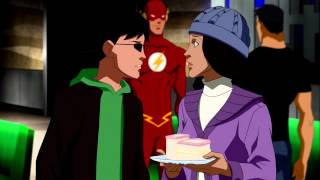 Just a Dream [Full] - Young Justice couples