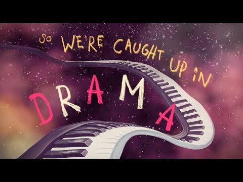 ajr-drama-lyric-video