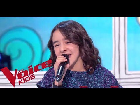 Christina Aguilera - Beautiful | Inès | The Voice Kids France 2018 | Finale