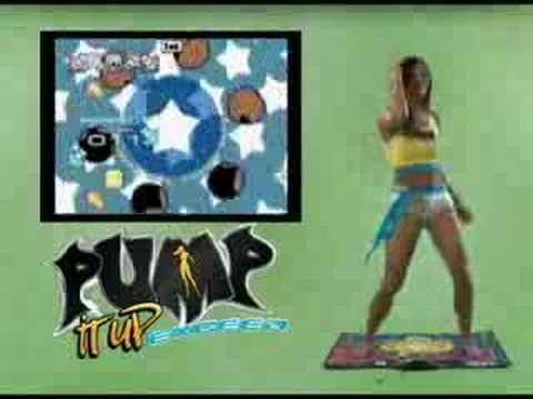 Pump It Up Extreme  Lauren Kim