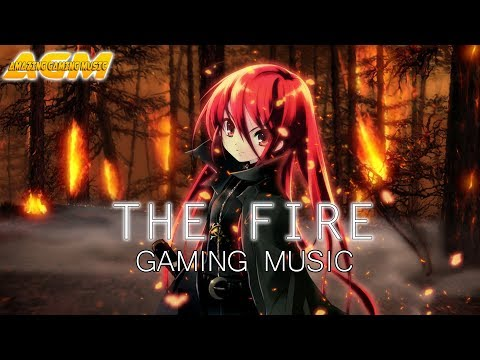"""""""The Fire"""" -  Best Gaming Music 2017 