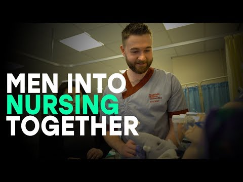 Why We Need More Male Nurses