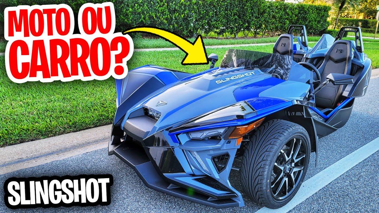 MEU NOVO CARRO… OU MOTO?  2021 SLINGSHOT R