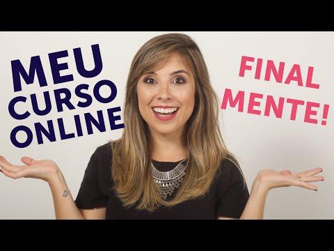MEU CURSO DE INGLÊS ONLINE, FINALMENTE! | Lançamento Curso English In Brazil