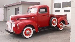 1947 Ford Pickup Truck Restoration