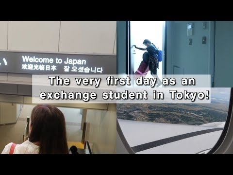 Moving into my Waseda Dorm in Tokyo (Waseda Dorm Tour, Layover in Taiwan, 24 hours travel)