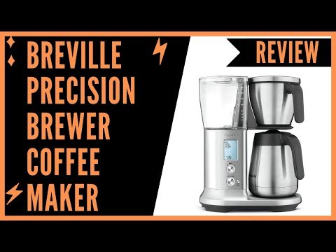Breville BDC450 Precision Brewer Coffee Maker With Thermal Carafe Review
