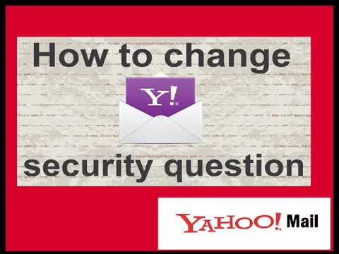 yahoo mail questions