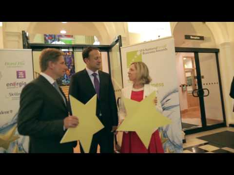 An Taoiseach launches SFA National Small Business Awards 2018