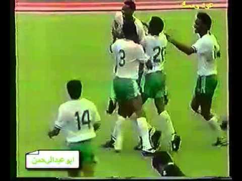 Malaysia Vs Saudi Arabia (1986 Asian Games Seoul, South Korea)