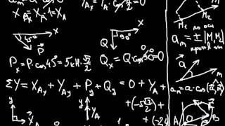 Теоретическая механика. Задание С1 (часть 5) из сборника Яблонского