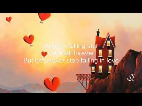 Pink Martini   Lets Never Stop Falling in Love   Lyrics