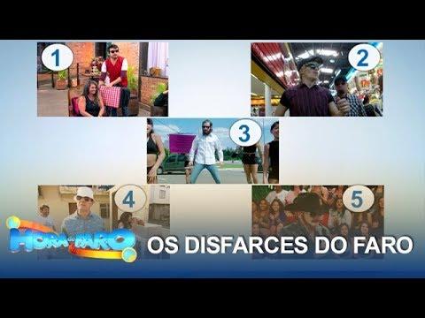 Vote No Melhor Disfarce Do Faro!