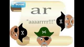 r controlled vowels ar and or