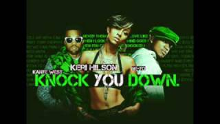 Keri Hilson ft Kanye West &Neyo - Knock You Down with Lyrics + Mp3 Download Link