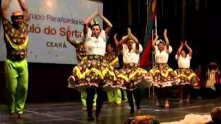 Grupo Fulô do Sertão -  Xaxado - 1º Encontro Nacional e Internacional de Danças