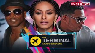 Khaligraph jones rocks alongside Keri Hilson at Kenya's Terminal Music Festival-recap