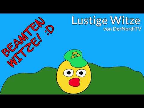 Lustige Beamten Witze, lustige Animation