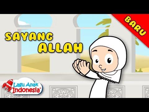 Lagu Anak Islami - Aku Sayang Allah - Lagu Anak Indonesia