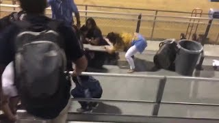 Active shooter hoax causes panic at high school football game