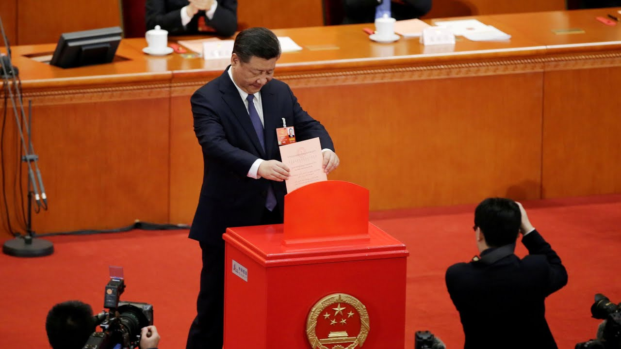 Xi Jinping set to be president for life after scrapping term limits