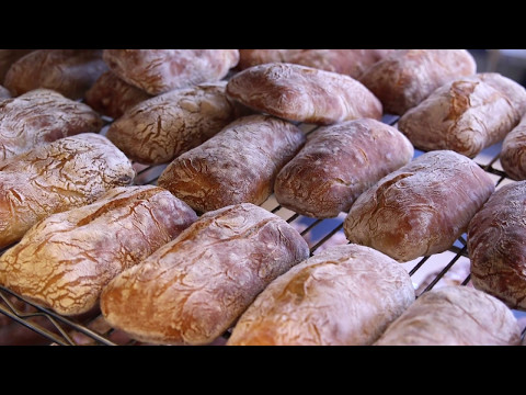 Feast TV: The Rise of Artisan Bread