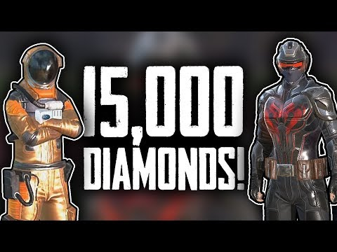 So many Legendary skins!! (Road to Gold Astronaut #3) | Rules Of Survival