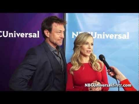 Julie Benz & Grant Bowler Talk