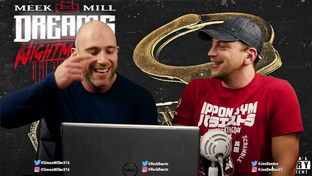 Download Meek Mill - Dreams And Nightmares (Intro) METALHEAD REACTION TO HIP HOP!!!