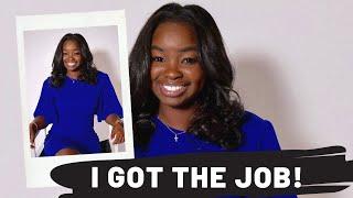 Landing my DREAM Job in HR After College! #HRTips
