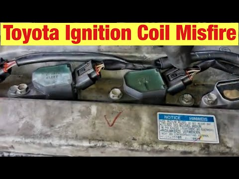 How to Test Toyota's Four Wire Ignition Coils (Low Tech)