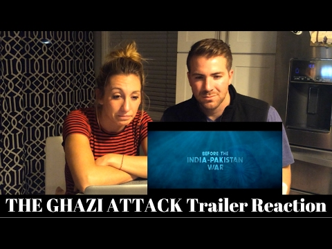The Ghazi Attack (2017) Official Trailer...