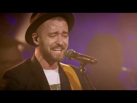 Justin Timberlake  Feat Chris Stapleton  - Say Something live spotify concerts 2018