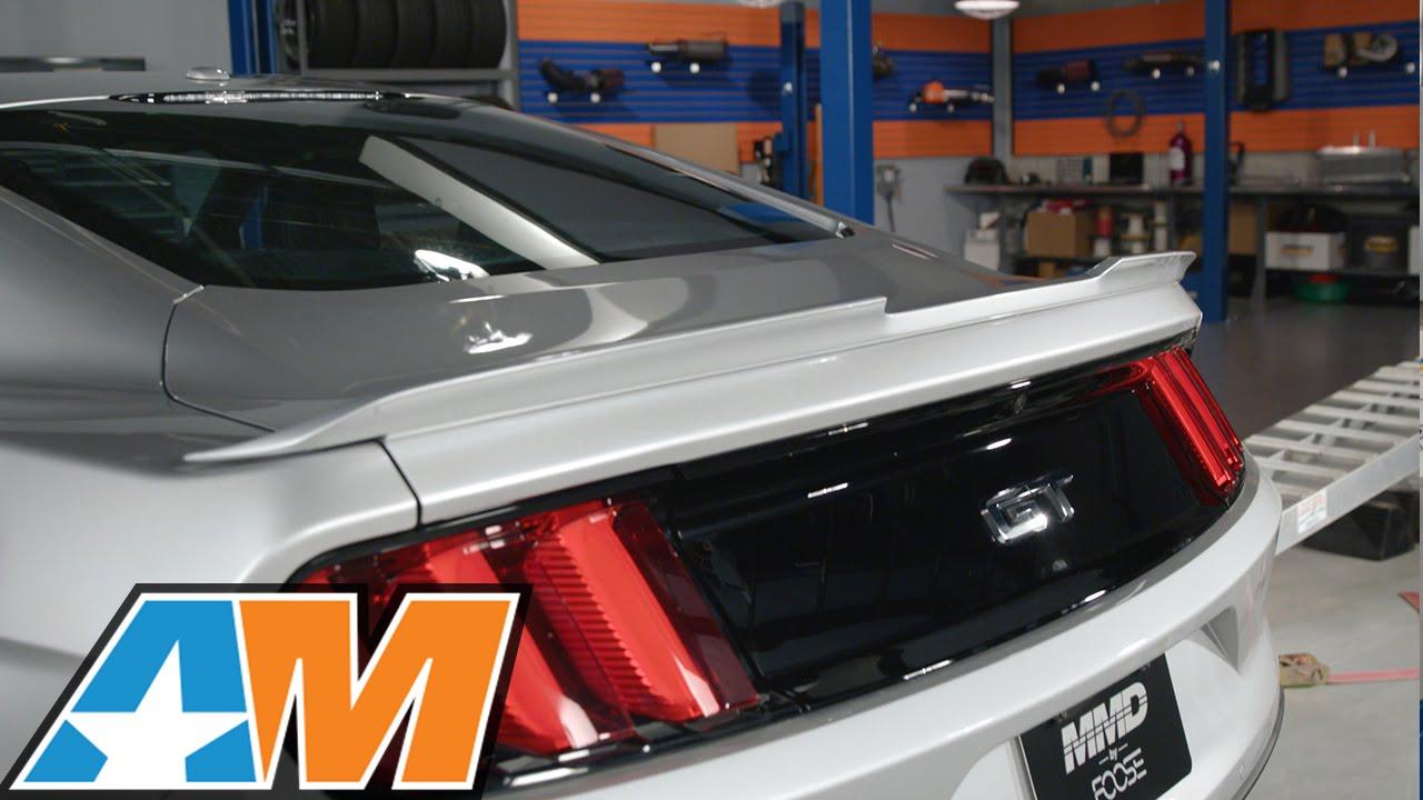 Mmd By Foose Mustang Rear Spoiler Pre Painted 387385 15 19 All