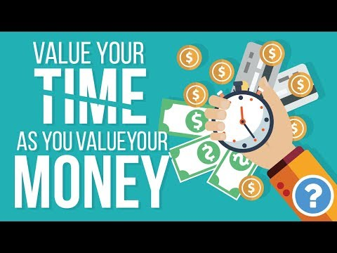Time VS Money For Dummies
