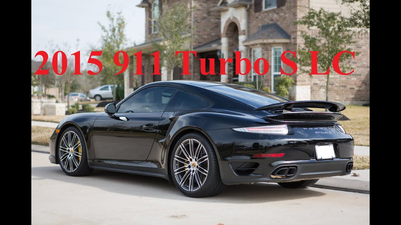 2015 911 turbo s 0 60 with lc youtube. Black Bedroom Furniture Sets. Home Design Ideas