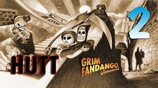 Grim Fandango Remastered. #2. Диверсия.