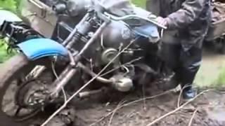 Мотоцикл Урал или Полноприводный Внедорожник!(, 2014-02-26T13:36:03.000Z)