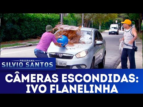 Ivo Flanelinha | Câmeras Escondidas (01/04/18)