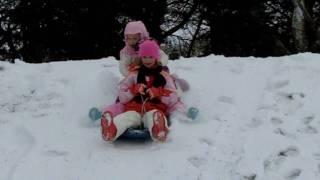 Hannah, Carlee, and Hadley meet a snowy ending Thumbnail