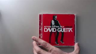 Baixar NOTHING BUT THE BEAT (ULTIMATE) - DAVID GUETTA (CD) UNBOXING