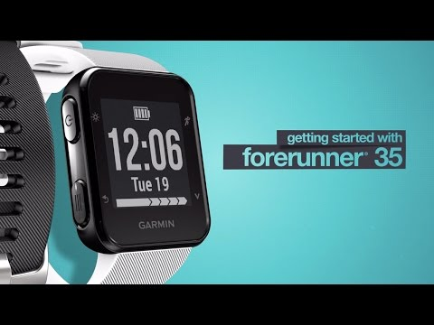 forerunner-35:-getting-started