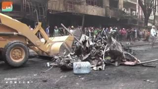"""غرفة الأخبارسياسة  """"الكرادة"""" العراقية بين الحياة والموت"""