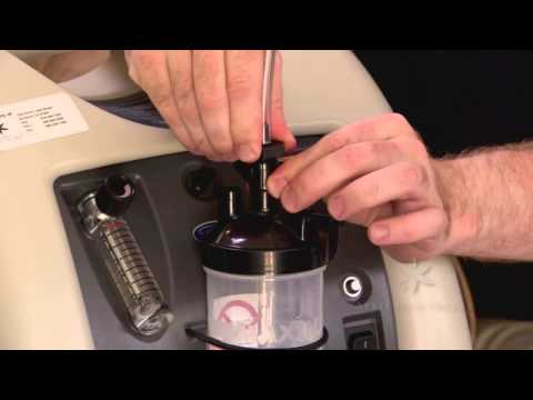 Ch 6: Oxygen Concentrator Setup & Application